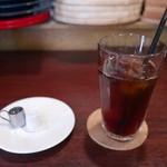 浅井食堂 - アイスコーヒー