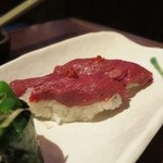 加藤商店 バル肉寿司 since2010 by 炉とマタギ - 極上赤身