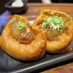 加藤商店 バル肉寿司 since2010 by 炉とマタギ - 稲荷
