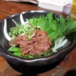 加藤商店 バル肉寿司 since2010 by 炉とマタギ - 馬わさ