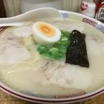 大鵬軒 - 特製ラーメン大盛り600円