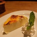 ラパウザ 若葉台店 - ランチ プチドルチェ 自家製カタラーナ