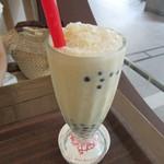 春水堂 - タピオカジャスミンミルクティー 500円+TAX
