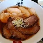 51846430 - Wのチャーシュー麺@1,150円