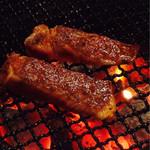 焼肉ハウス金鶴  - 焼き上がり