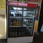 源氏食堂 - 源氏食堂(千葉県いすみ市大原)ドリンク用冷蔵庫