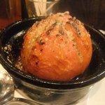 5185274 - 丸ごとトマトの石窯焼き