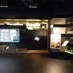 the ZEN - 2010/05月:アトレ品川4Fの店構え全景