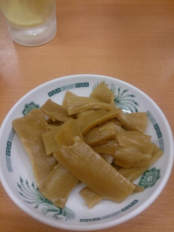 日高屋 京成大久保店