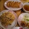 大阪王将 - 料理写真:餃子&炒飯セット920円