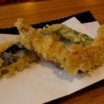オリーブ天ぷら 玉衣 -