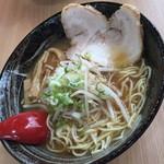 麺処 大章 - 醤油ラーメン(700円→350円)2016年6月