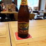 アロハ・アミーゴ - コナビール(864円)のファイアーロック