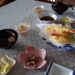 割烹 宝亭 - 昼:定食