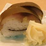 旬菜 ふじ井 - さば寿司