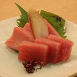 旬菜 ふじ井 - まぐろ¥1,400