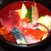よしへい - 料理写真:海鮮ちらし 1,200円 2016.06