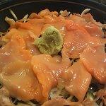 おさかな亭 なぐも - 日本一の赤貝丼