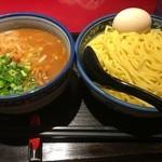 麺匠 佐蔵 - 佐蔵味噌つけ味玉(税込880円)