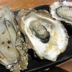 牡蠣バル - 焼き牡蠣