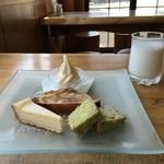 植村牧場カフェレストランいちづ - 料理写真: