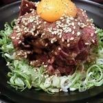 肉丼専門 富士晃 -