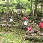 乃木そば神谷 - 方広寺の羅漢さん