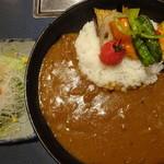 51864611 - 彩り野菜カレー