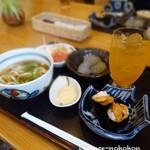 麺茶屋 -