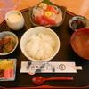 魚七商店 結 - 料理写真:お刺身ランチ