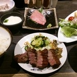 牛たん炭焼き 利久 多賀城店