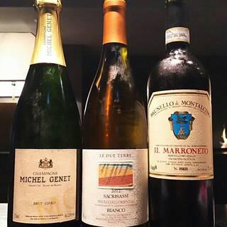 最高なコンディションのクオリティ・ワインだけを