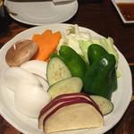 きむらや - 焼き野菜