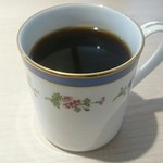 幸せのパンケーキ - ホットコーヒー in ティファニー