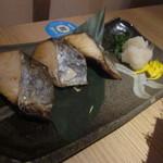 51869681 - 鰆の柚庵焼き
