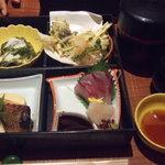 酒菜 和味 - 松花堂弁当