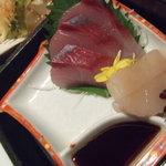 酒菜 和味 - 松花堂弁当(お造り)