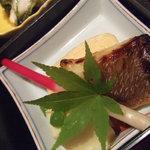 酒菜 和味 - 松花堂弁当(焼物)