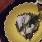 酒菜 和味 - 松花堂弁当(なすの煮物山かけ)