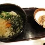 四ツ谷胡桃屋 - かま玉うどん ¥580