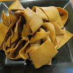 周黒鴨 - 干豆腐