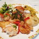 カフェレストラン セリーナ - 1605_セリーナ_タイ料理でパクチーが良い香り!