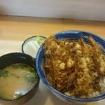 51874707 - 6/5ランチ天丼¥980