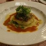 51875035 - 本日の鮮魚のムニエル・シェフのソース
