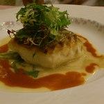 51875168 - 本日の鮮魚のムニエル・シェフのソース