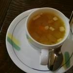 51876854 - セットのスープ