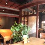 uchikawa六角堂 - 店内の一部をパノラマで