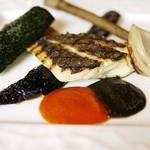 Essen - 鯛のグリル