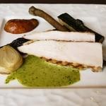 Essen - 鶏むね肉のグリル
