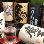 よりみち(縁道) - 焼酎(麦、芋、栗、泡盛)、日本酒多数あり